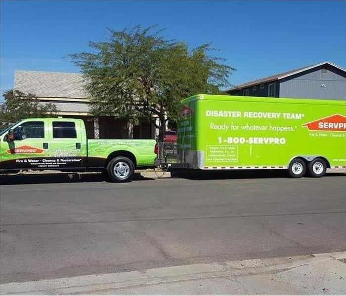 Why SERVPRO Why You Should Use SERVPRO for Storm Damage Restoration