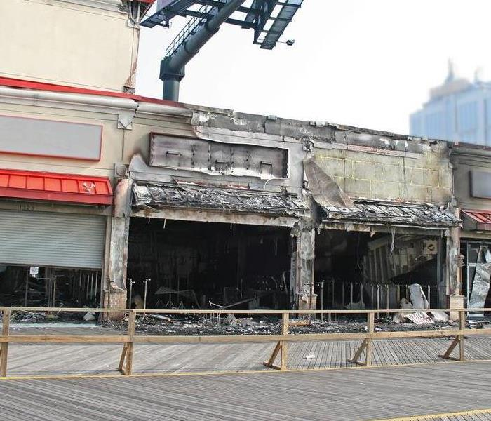 Commercial What To Expect After a Business Fire