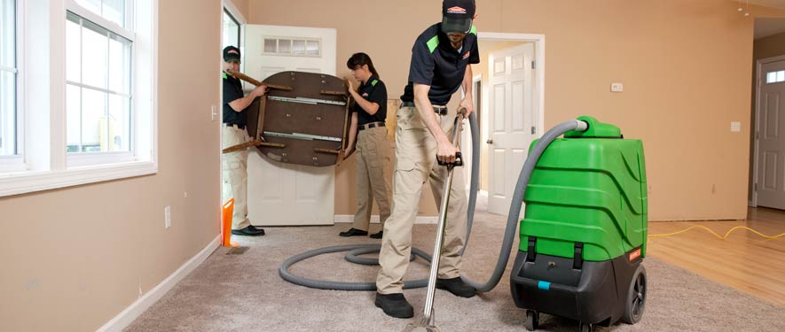 Prescott, AZ residential restoration cleaning